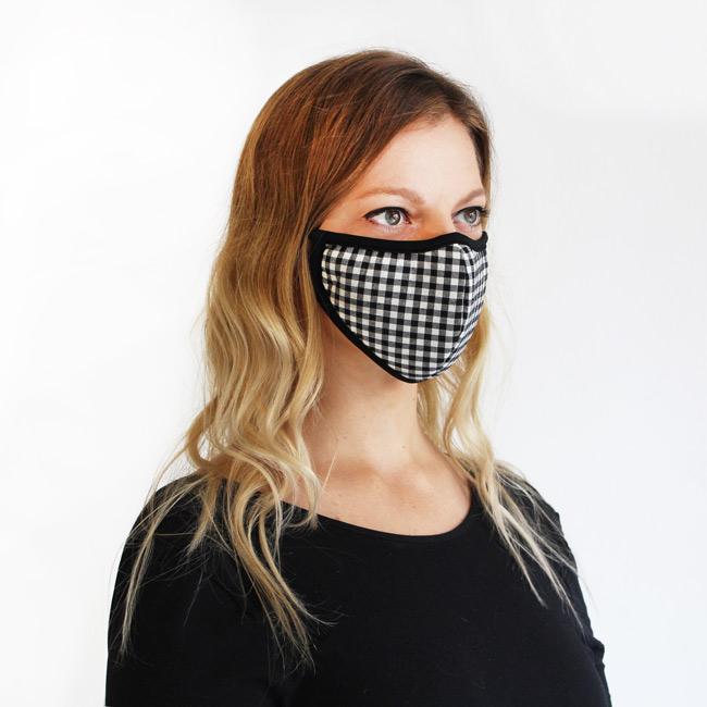 Pijama mascherina viso
